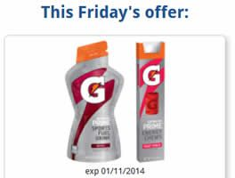 Kroger Freebies Friday:  Gatorade PRIME Chews - http://www.dealiciousmom.com/kroger-freebies-friday-gatorade-prime-chews/