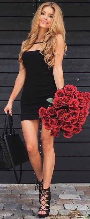 #summer #trendy #outfits  | Little Black Dress