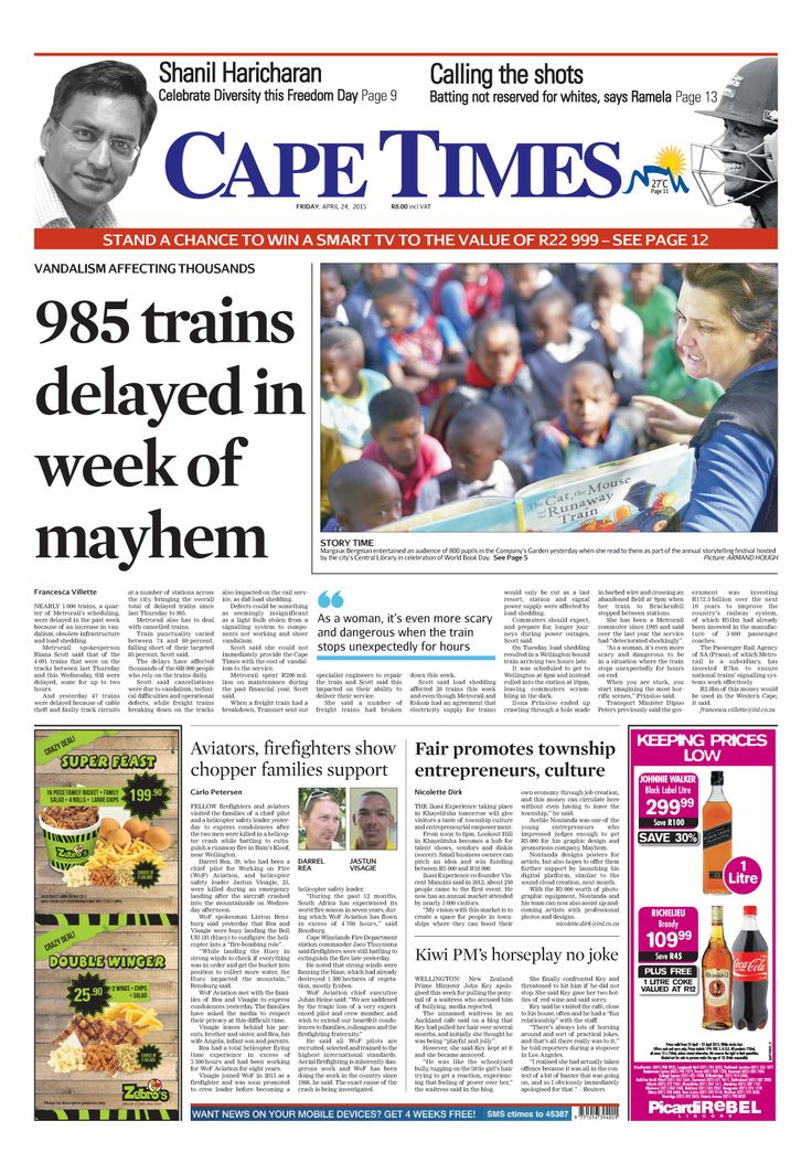 News making headlines: 985 trains delayed in weekof  mayhem
