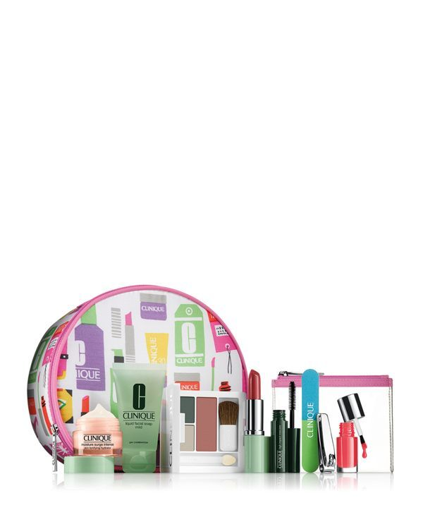 Gift with any $32 Clinique purchase!
