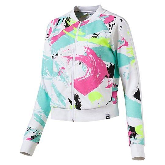 Puma Multicolor Jacket Women