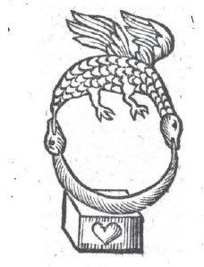Abrahami Eleazaris, Uraltes Chymisches Werk,Leipzig, 1760, p. 87