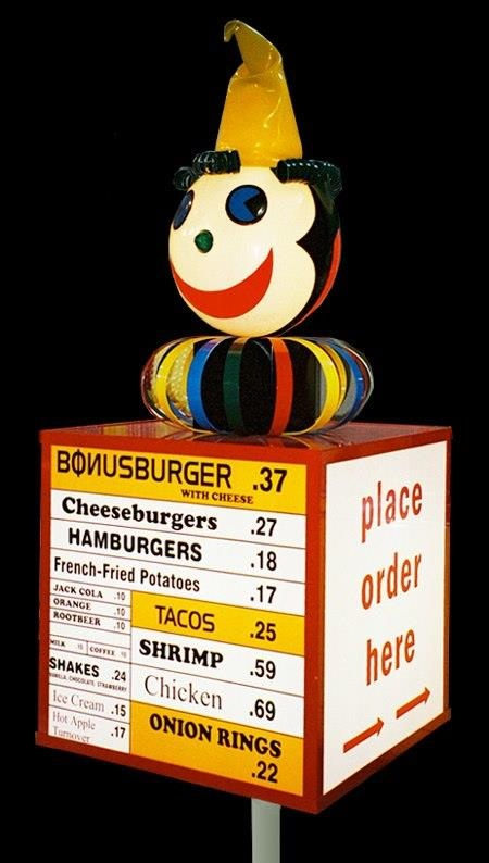 Remember these Jack in the Box??