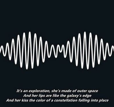 """Arctic Monkeys - Arabella """"she's made of outer space"""" is one of my favorite lyrics from am"""