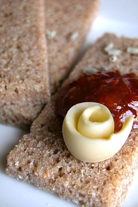 Pane di segale   http://www.ilpastonudo.it/lievito-naturale/pane-di-segale/