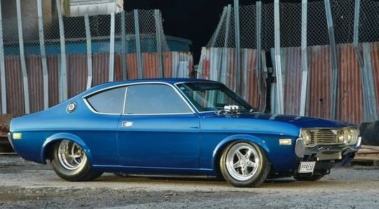 Mazda Rx4 - Google Search | Old School JDM | Pinterest ...