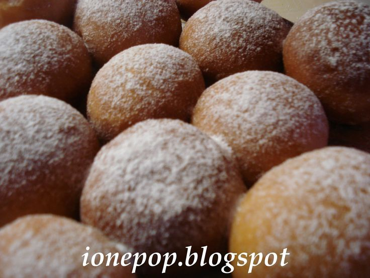 Retete culinare : Gogosi berlineze, Reteta postata de ione21 in categoria Dulciuri