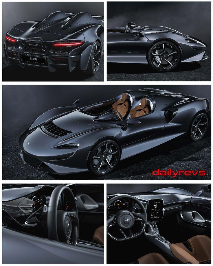 2021 McLaren Elva HD Pictures, Videos, Specs