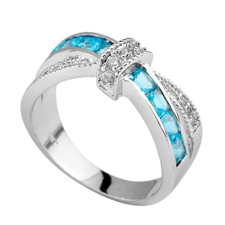 """Deal of the Day: Use Promo Code """"RING10"""" for additional 10% off your order. - Fine or Fashion: Fashion - Material: Cubic Zirconia - Gender: Women Click ADD TO CART To Order Yours Now! 100% Satisfactio"""