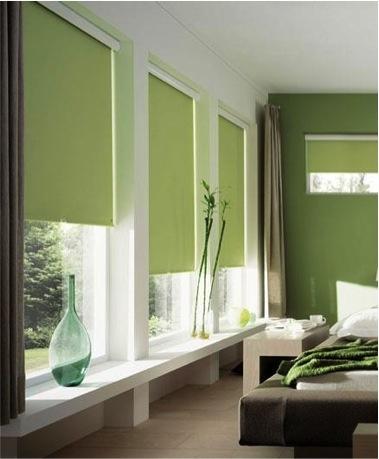Decoración en verde para darle vida a tus espacios.