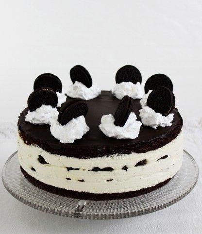 Oreo torta házilag Recept képpel - Mindmegette.hu - Receptek