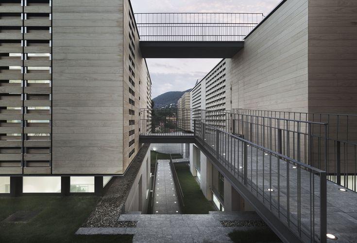 Galería de Edificio de Bachillerato Oak House School / Trasbordo Arquitectura - 8