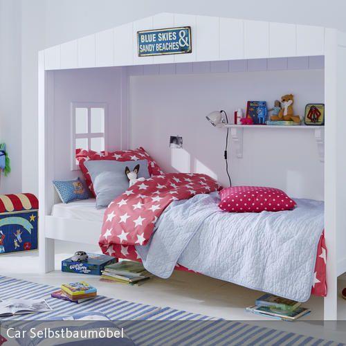 Kinderbett häuschen  25+ parasta ideaa Pinterestissä: Cars kinderbett | Cars bettwäsche ...