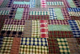 PR CAMISAS Little Thunder Lizard: Homespun Honey Quilt: All Done!