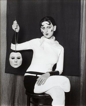 Gillian Wearing and Claude Cahun: Behind the mask, another mask National Portrait Gallery