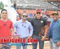 San Francisco de Macorís. - Los Gigantes del Cibao iniciaron esta mañana los entrenamientos con miras a la venidera temporada del béisbol profesional Dominicano.  El gerente general del conjunto
