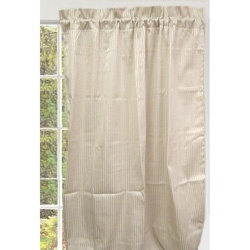 @Overstock - Add a touch of elegance to your home decor with luxurious curtain panels Each Pinstripe curtain panel measures 53 inches wide x 84 inches long Window treatment features a rod pocket for easy hanging from decorative rodhttp://www.overstock.com/Home-Garden/Pinstripe-84-inch-Curtain-Panel-Pair/4137340/product.html?CID=214117 $33.99