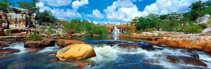 Atlantis Falls, Kimberley, Western Australia