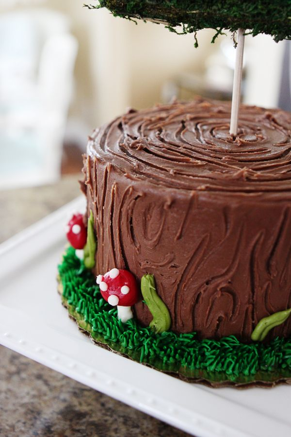 Best 25 Woodland Cake Ideas Only On Pinterest Woodland