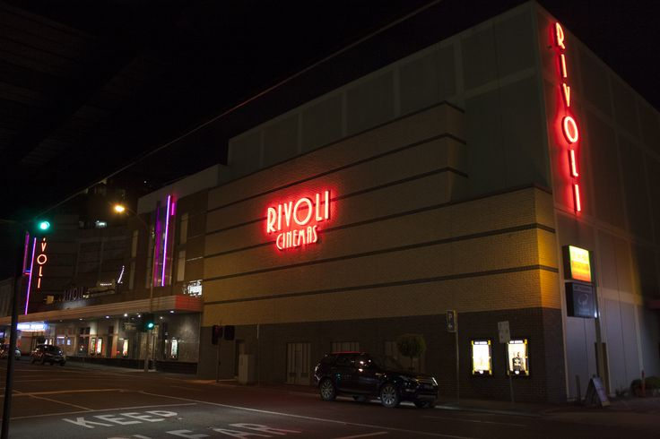 This is a wide shot of rivoli when I was walking across the road. Something I thought of was not realising how large the place was.