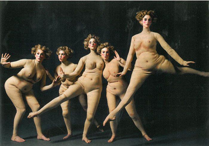 Fat Ballerinas