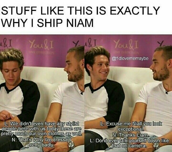 I don't ship it but it was too cute to ignore