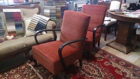 Mukavia tuoleja