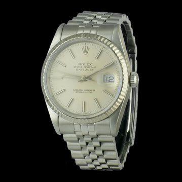 ROLEX - Oyster Perpetual Datejust, cresus montres de luxe d'occasion, http://www.cresus.fr/montres/montre-occasion-rolex-oyster_perpetual_datejust,r2,p24044.html