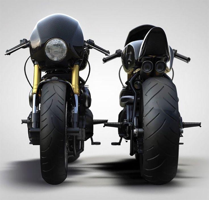 ziggy moto concept motorcycle designboom