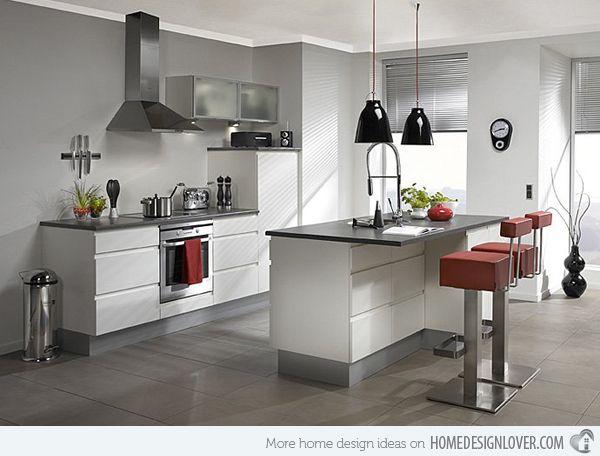 Kitchen Island Modern top 25+ best modern kitchen island designs ideas on pinterest