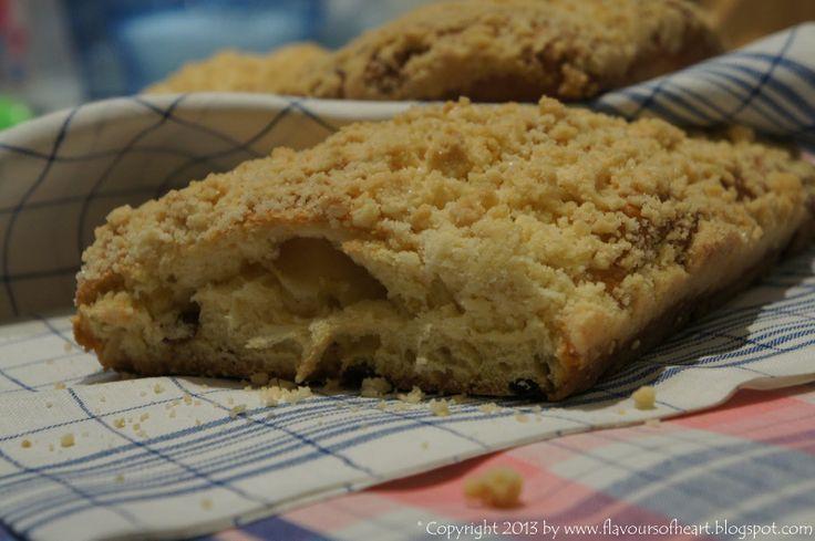 #breakfast #yeast #cake