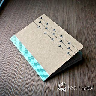 do it yourself notebook