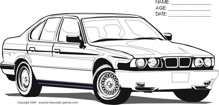 Dibujo De Autos Tuning Para Colorear En Tu Tiempo Libre Dibujos 5: Mejores 12 Imágenes De Dibujos Para Colorear Los