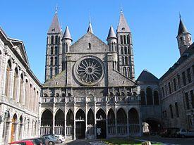 トゥルネーの大聖堂