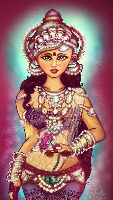 Asoka Sundari is daughter of Siva & Parvati as in Padma Purana. She married Pandavas ancestor King Nahusha, who got freed of curse by Yudhishtir at Katasraj Mandir, Pakistan