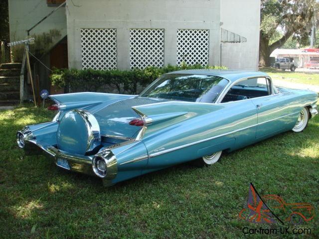 Cadillac 1959 continental kit photo #2