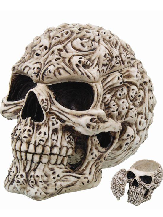 74 best bad ass skulls images on Pinterest Skulls,