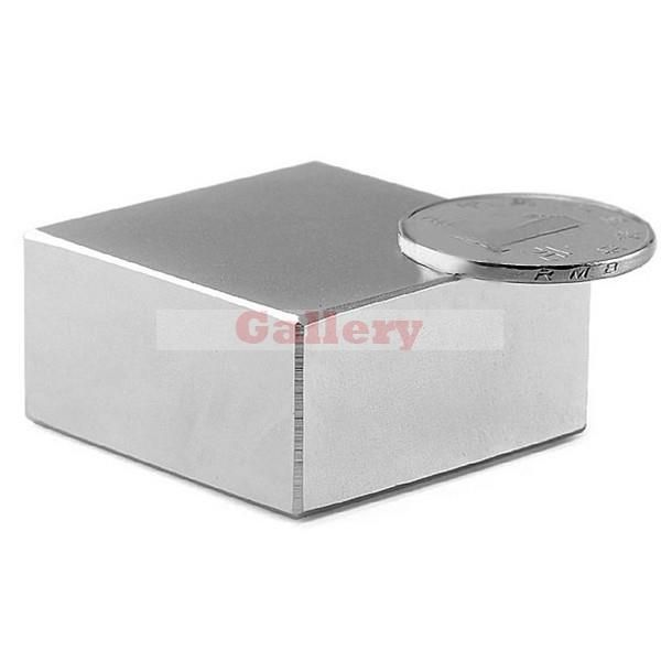 33.34$  Buy here - http://alirj9.shopchina.info/1/go.php?t=32509719665 - Sale Special Offer Iman Neodimio N52 Block Super Strong Rare Earth Neodymium Magnets 40x40x20mm Iman Neodimio Iman Neodimio 50mm 33.34$ #buymethat