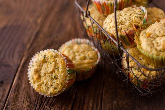 Make these veggie-filled Zucchini & Corn Muffins in just 30 minutes.