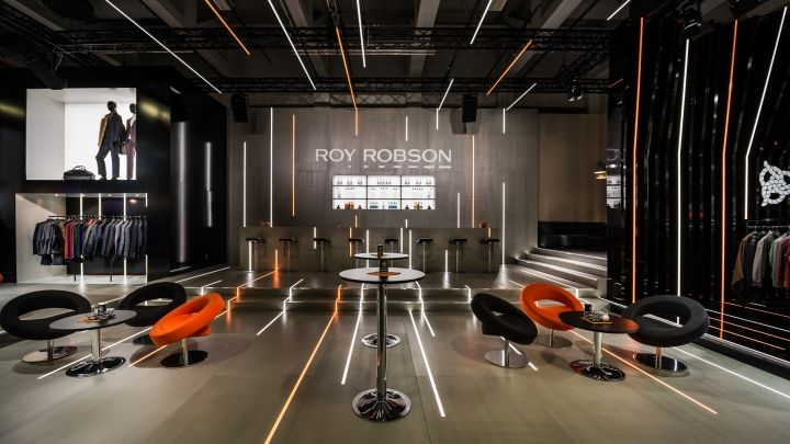 Roy Robson at Panorama Berlin by bontempo, Berlin – Germany » Retail Design Blog