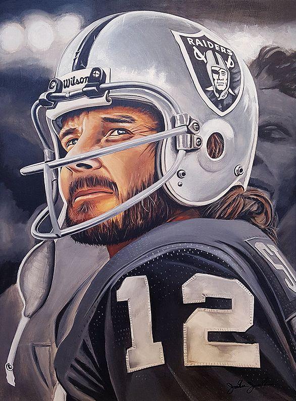 17 Best Images About Quarterback Art On Pinterest