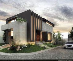 "2,390 Likes, 9 Comments - Decoraçao | Architecture (@arquitetura.addicts) on Instagram: ""Por EBA Architecture Cores e texturas """