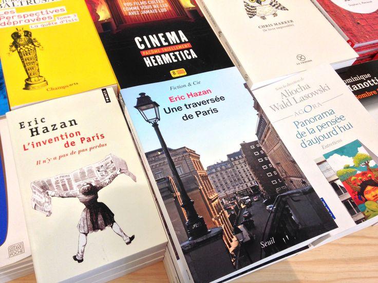 Une traversée de Paris Eric Hazan