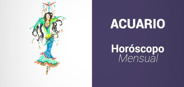 Horóscopo Mensual para Acuario