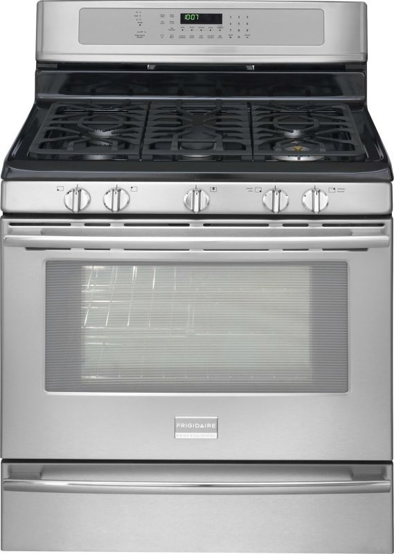 frigidaire frigidaire gas range stainless steel at warehouse discount center