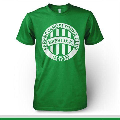 Ferencvarosi TC Budapest Hungary T-shirt - Pandemic Soccer