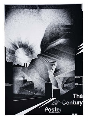 """Poster by Wolfgang Weingart, 1984. Wolfgang Weingart is an internationally known graphic designer and typographer. His work is categorized as Swiss typography and he is credited as """"the father"""" of New Wave or Swiss Punk typography."""