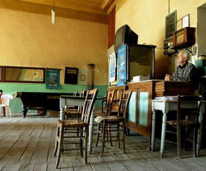 καφενεία της Ελλάδας - Πανελλήνιον, Άμφισσα