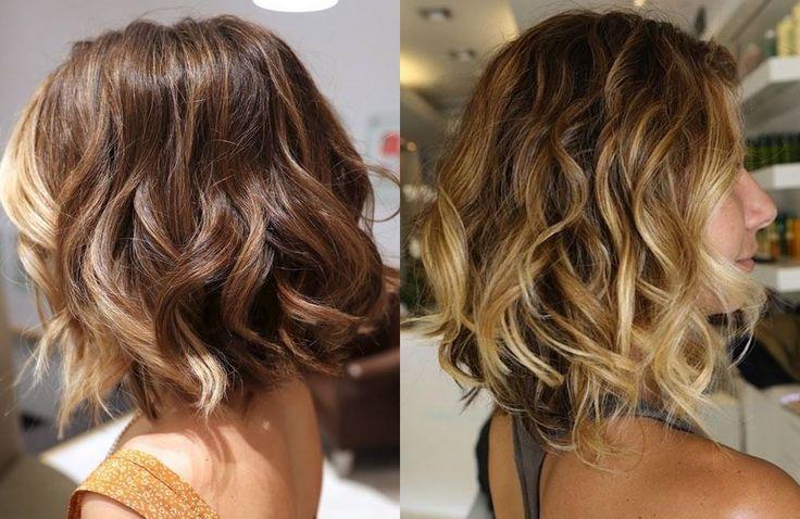Nuove idee e qualche foto per poter individuare il vostro nuovo stile di capelli corti e mossi!
