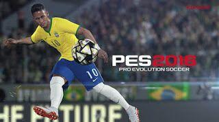 Pro Evolution Soccer (PES ) 2016 Apk + Data